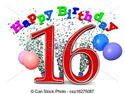 Picture for category 16th Birthday