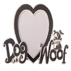 Picture of Dog Woof Frame 5x3