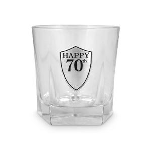 Picture of 70th Whiskey Glass