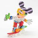 Picture of Britto Snowboarding Mickey