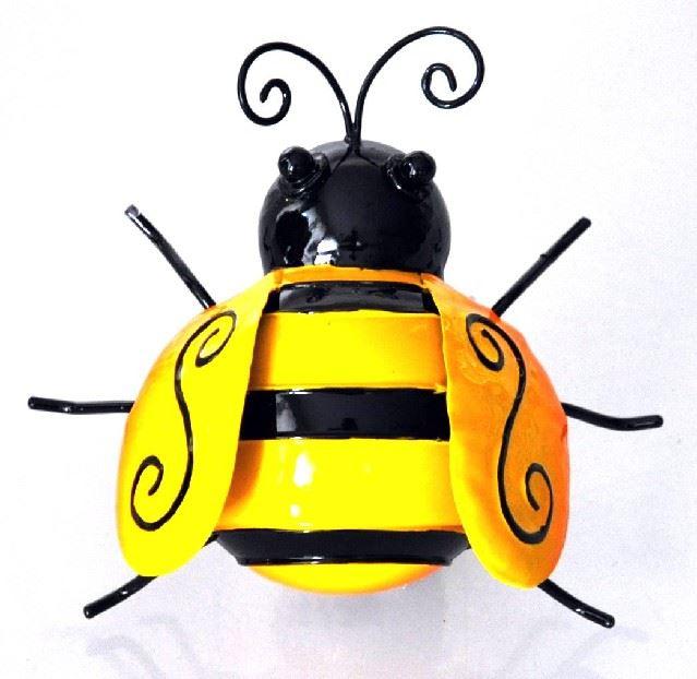 Bee Wall Art Large | Gift Shop LynnMall | Souvenirs | Kiwiana Gifts ...