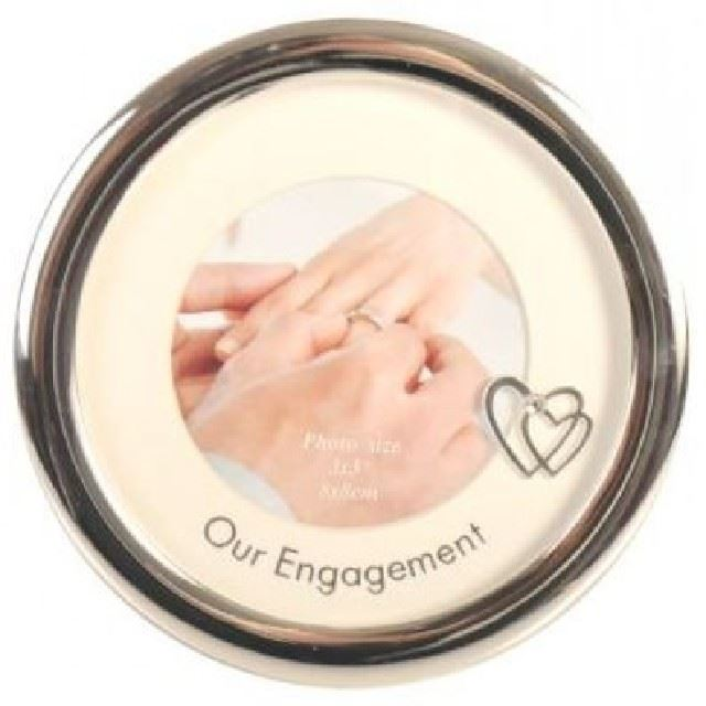 picture of engagement frame - Engagement Frame
