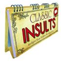 Picture of Flip Book Classic Insults