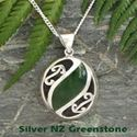 Picture of GStone Silv Pendant