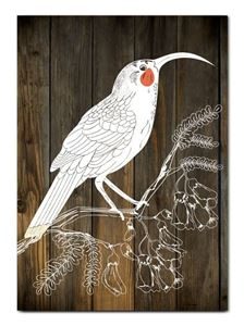 Picture of A4 Art Huia