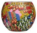 Picture of Med Gustav Klimt Flowers