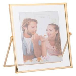 Picture of Gold Floating Frame 6x4