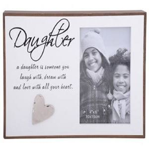 Picture of Love Lines Frame Daughter