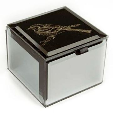 Picture of Mini trinket box bird