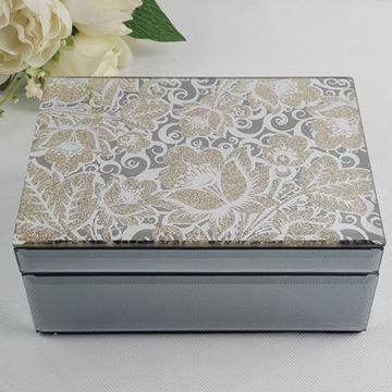 Picture of Golden glitzi jewellery box
