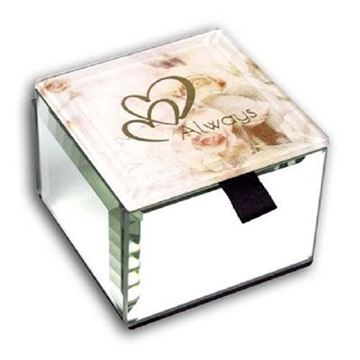 Picture of Forever & always ring box