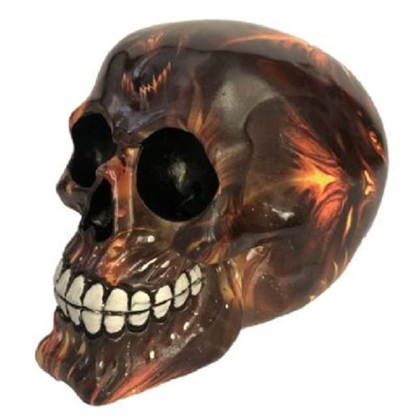 Picture of Inferno flames skull