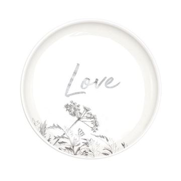 Picture of Love trinket plate