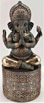 Picture of Ganesh trinket box