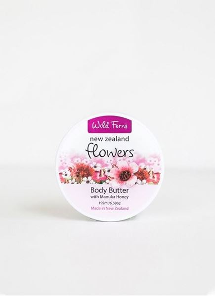 Picture of Flowers body butter