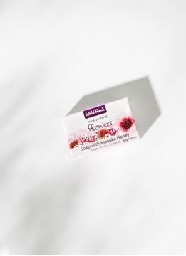 Picture of Flowers guest soap