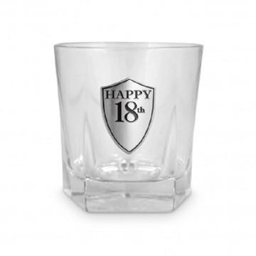 Picture of 18 whiskey glass