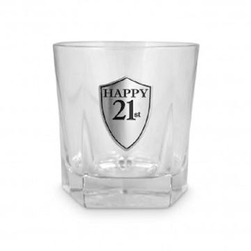 Picture of 21 whiskey glass