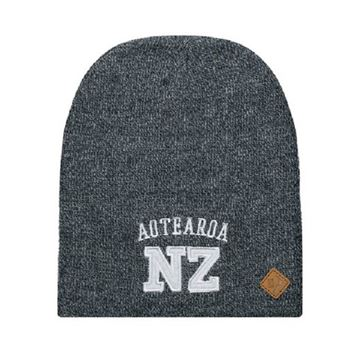 Picture of Beanie aotearoa nz grey
