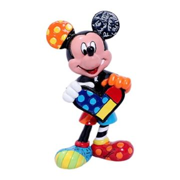Picture of Mini mickey holding heart