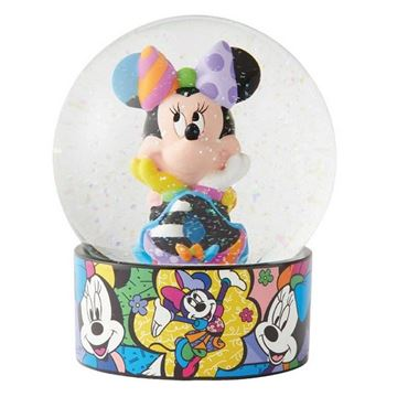 Picture of Water globe minnie mouse
