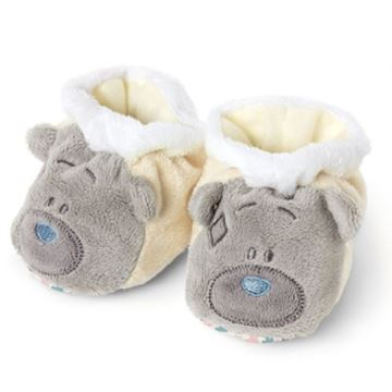 Picture of Tiny tatty teddy baby booties