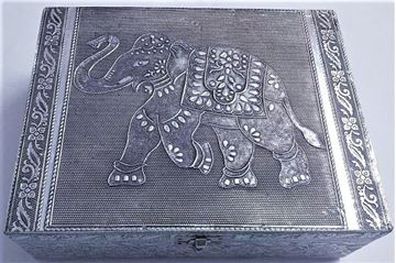 Picture of Jewellery box elephant