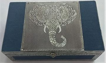 Picture of Jewellery box elephant trunk