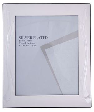 Picture of 8x10 silver frame
