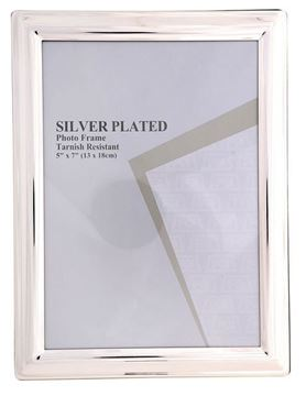 Picture of 4x6 classic silver frame