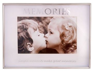 Picture of 6x4 silv memories frame