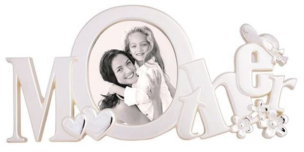 Picture of Silv words mother frame 3x3