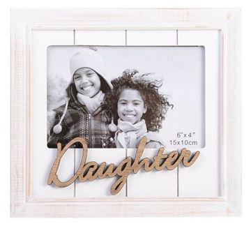 Picture of Daughter frame 6x4