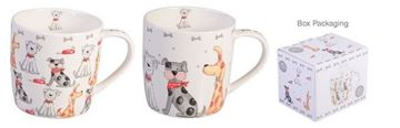 Picture of Comical dog mug