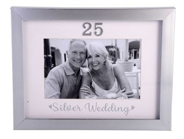 Picture of 25th anni 6x4 frame