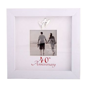 Picture of Box frame 40th anni 3x3