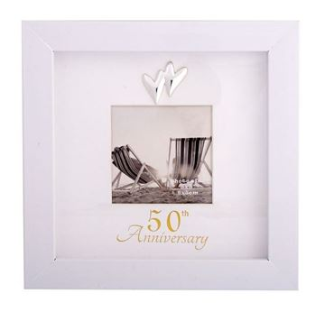 Picture of Box frame 50th anni 3x3