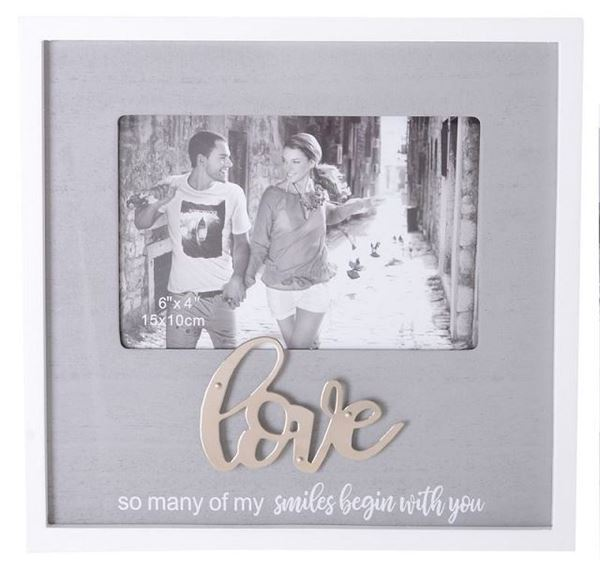 Picture of 6x4 Love frame