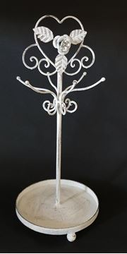 Picture of Jewellery stand wtray base