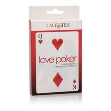 Picture of Card game lovers poker