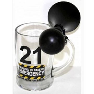 Picture of 21 mug with horn