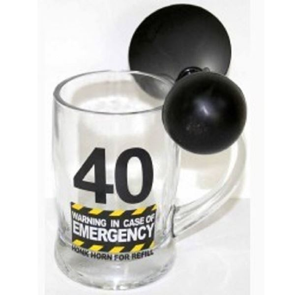 Picture of 40 mug with horn