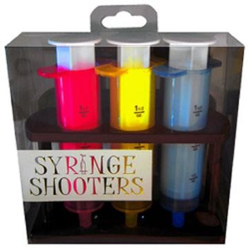 Picture of Syringe shooters