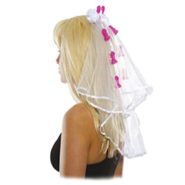 Picture of Pecker clip veil