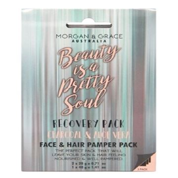 Picture of Beauty is pretty face pamper
