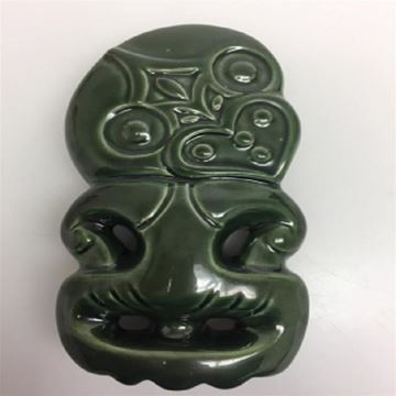 Picture of 20cm tiki wall art