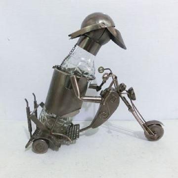 Picture of Beer bottle hldr motorbike