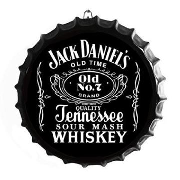 Picture of Jack daniels bottle top sign