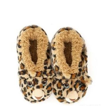 Picture of Large leopard furry slumbies