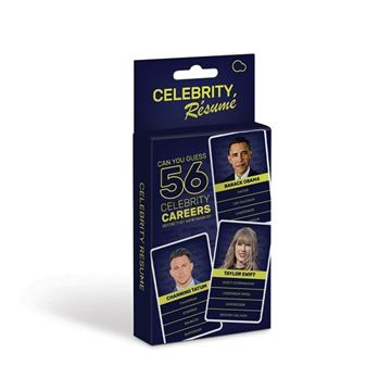 Picture of Celebrity resume